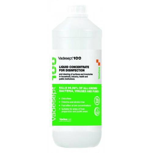 VADESEPT 100 - Tekući koncentrat za dezinfekciju